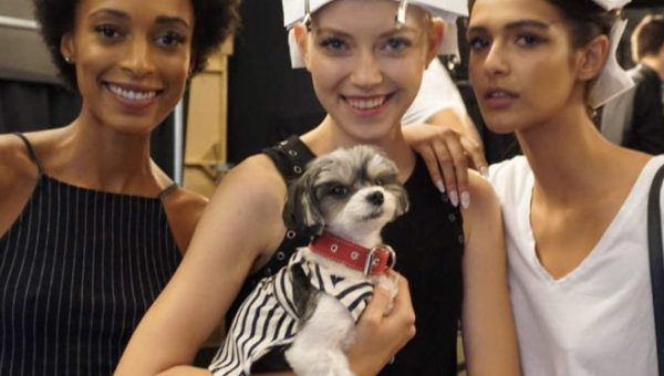 Meet the Hottest New Model on the Runway at NYC's Fashion Week