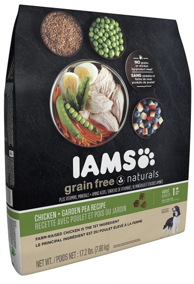The top 9 best affordable grain free dog foods rover iams grain free naturals 145 per pound forumfinder Image collections