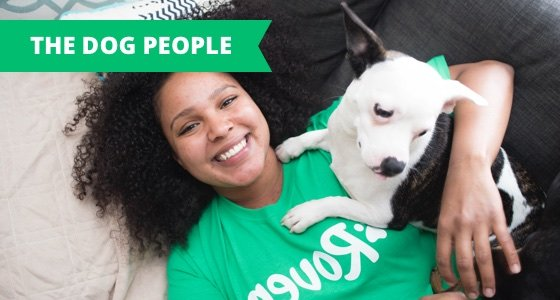 Meet The Dog People: Melissa G. in New Jersey