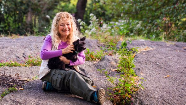 Meet the Dog People: JJ, Urban Forager in NYC