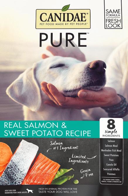 Canidae Pure dog food