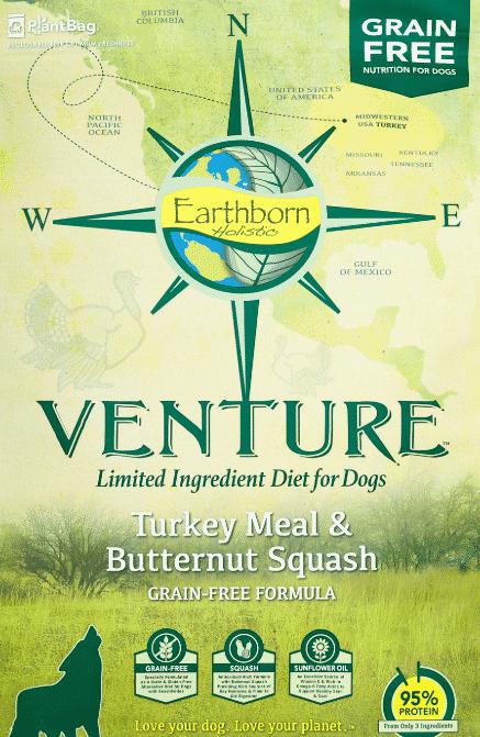 Earthborn Holistic Venture LID dog food