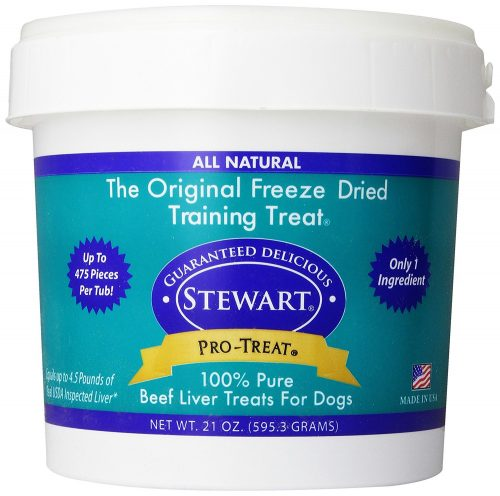 freeze dried liver training treats