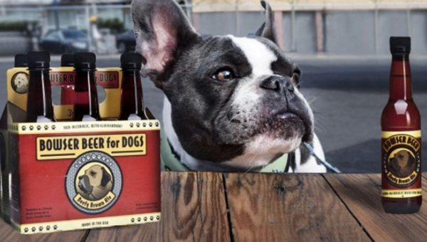 If You Like Beer and Dogs, These Goodies Are for You