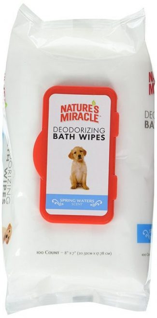 Deodorizing Bath Wipes