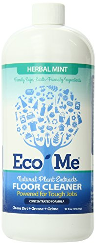 Eco Me Multi Surface Floor Cleaner This Pet Safe