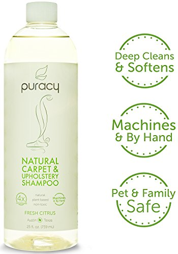 Another One From The Puracy Family Of Products Because They Get It Right And Smell Good Doing Use This Pet Safe Shampoo On Carpets Furniture Anything