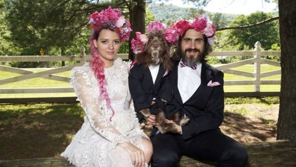 The Dog Styler Weds Dog Artist Topher Brophy in a Match Made in Heaven
