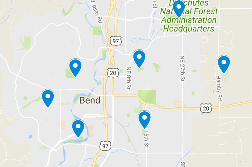 Top 7 Dog Parks in Bend Oregon Rovercom