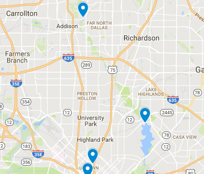 Top 5 Dog Parks in Dallas, TX