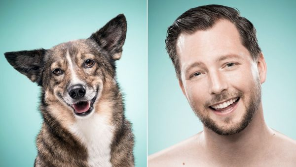 Photographer Captures Humans Mimicking Their Dogs with Uncanny Accuracy