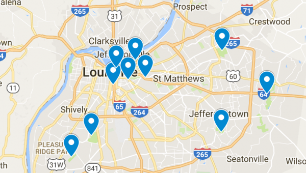 Top 10 Dog Parks in Louisville, Kentucky