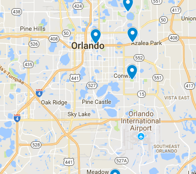 Top 5 Dog Parks in Orlando, FL