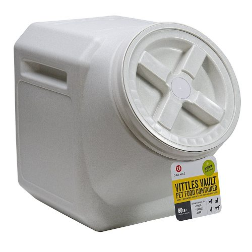 The Vittles Vault family of products share two great featuresu2014theyu0027re super stackable and have a nearly dog-proof screw-in lid. This dog food container is ...  sc 1 st  Rover.com & 9 Dog Food Storage Bins that Will Make Your Life Easier | The Dog ...