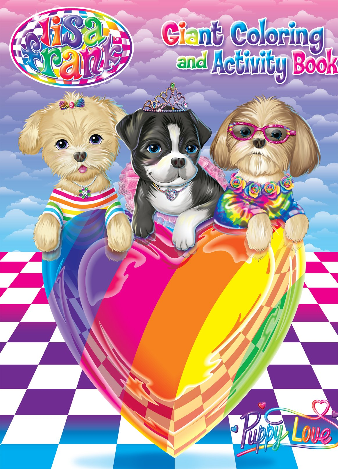I Spent The First Half Of 90s Coveting All Things Lisa Frank So Im Pretty Stoked That Shes Having Another Cultural Moment For Dog Loving