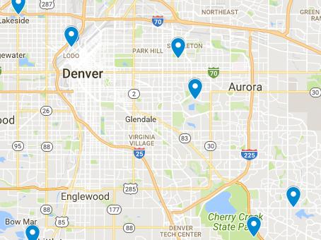 Top Dog Parks in Denver, CO