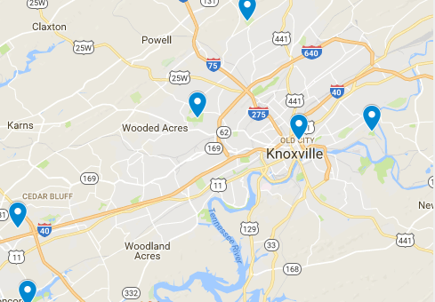 Top 6 Dog Parks in Knoxville, TN