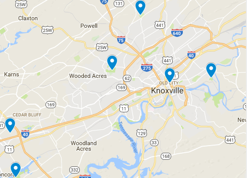 Dog Parks In West Knoxville Tn