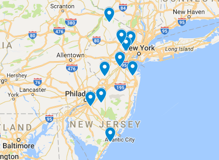 Top 10 Dog Parks in New Jersey