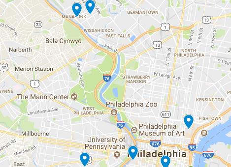 Top 7 Dog Parks in Philadelphia