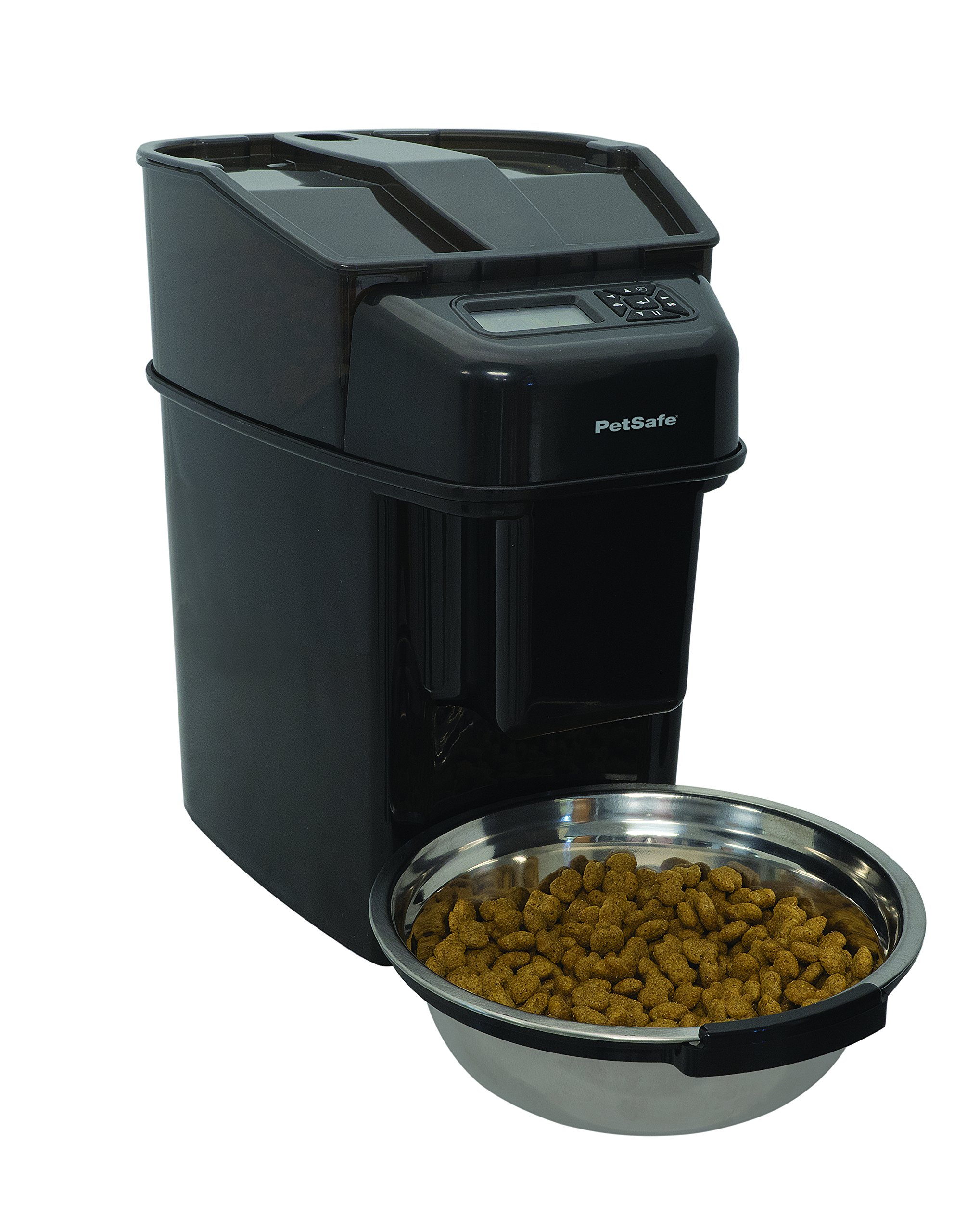 Here 39 s why some dog owners swear by automatic food for Best automatic fish feeder