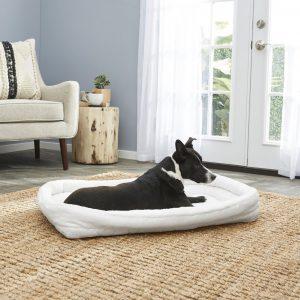 MidWest fleece dog crate mat