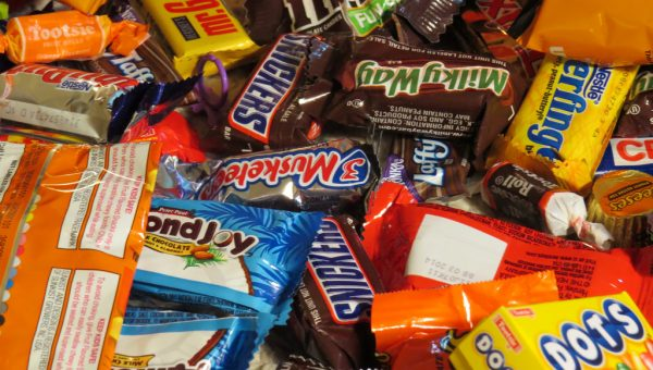 The Most and Least Dangerous Halloween Candies for Dogs