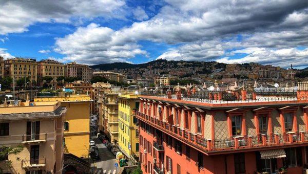 Passeggiare con il tuo cane a Genova e dintorni