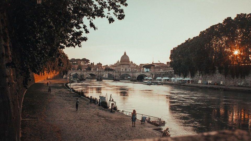 Dove Passeggiare Con Il Tuo Cane A Roma E Dintorni The Dog