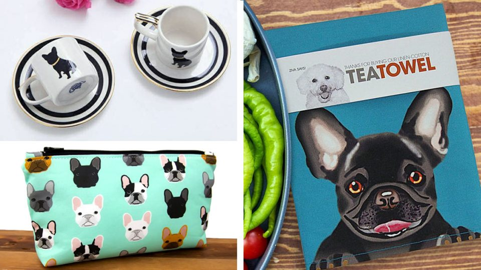 11 Fab Frenchie Gifts for True French Bulldog Lovers   The ...