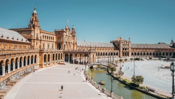 5 lugares donde pasear con tu perro en Sevilla y alrededores