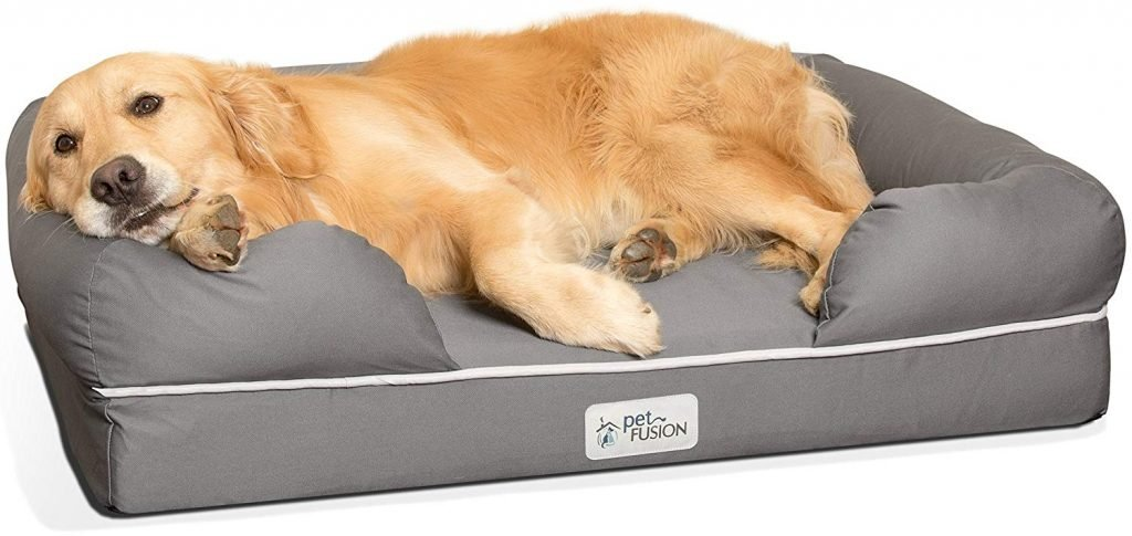 PetFusion Ultimate indestructible dog bed