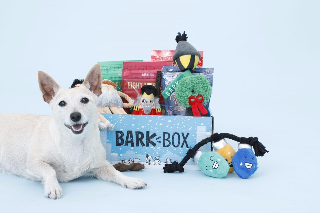The Double Deluxe Barkbox Is The Gift Your Dog Really Really Wants