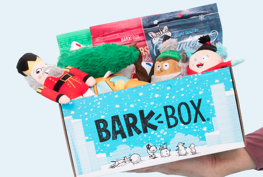 barkbox gift for dogs
