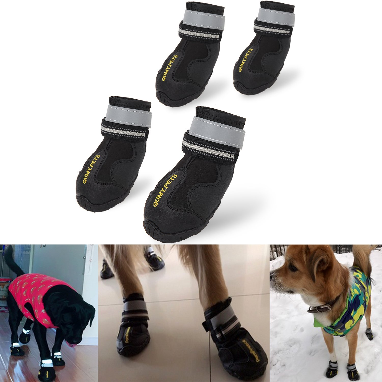 The Best Dog Snow Boots for Protecting Dog Paws in 2019 f20574ba9