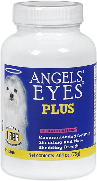 Angels' Eyes vitamin supplement for dogs