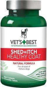 Vet's Best healthy coat vitamin supplement