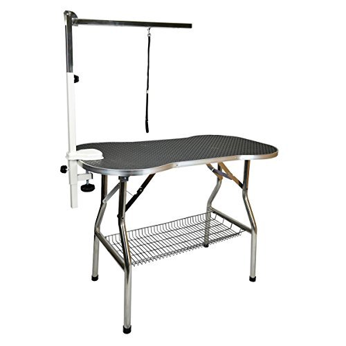 dog grooming supplies grooming table example