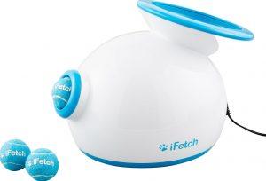 iFetch Mini automatic ball launcher
