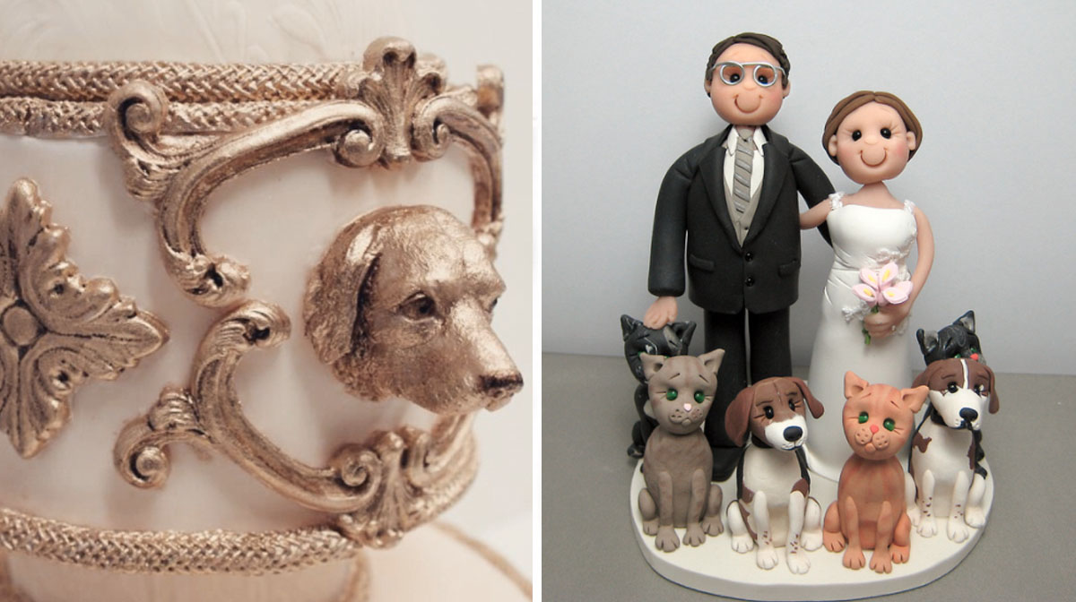19 Cake Toppers for Dog Lovers That Will Have You Hearing