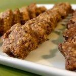 peanut butter bacon bits dog treat recipe HERO