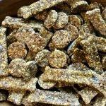 sweet potato flax seed snacks HERO