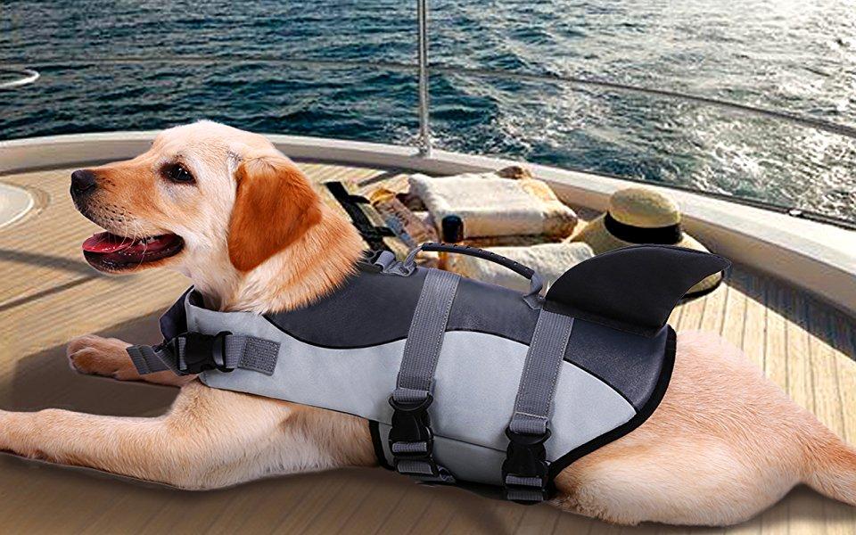 Shark Fin Flotation Vest