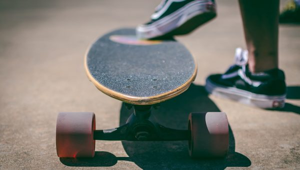 Dear Trainer: My Dog Loses Her Mind Whenever She Sees a Skateboard