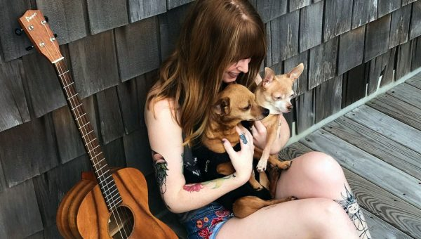 Talented Musician's Love Songs for Her Dogs Are Her Most Popular Pieces Ever