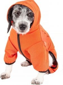 Pet Life Active Pawsterity sporty hoodie