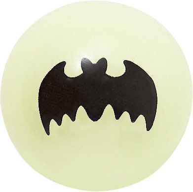 Glow in the dark Bat Ball Halloween dog toy