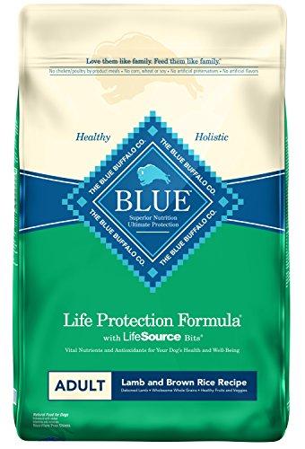 Blue Buffalo natural dog food