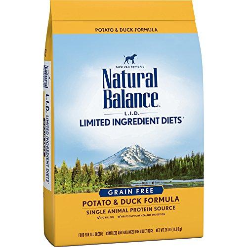 Natural Balance grain-free formula