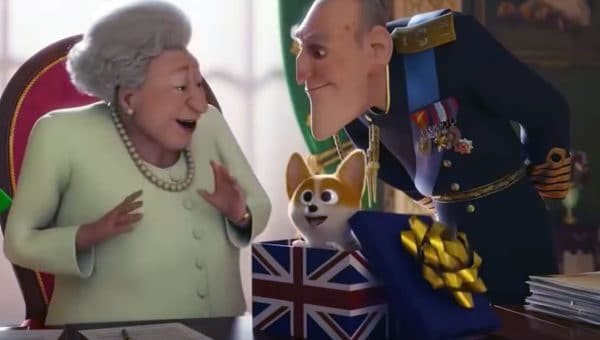 Corgi Lovers: You Must See This Animated Movie Trailer about the Royal Dogs